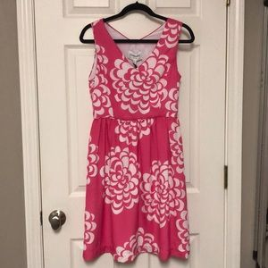 Elizabeth McKay Plaza Dress